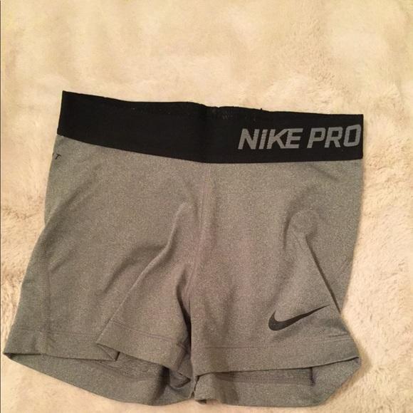 Nike Pants - Nike Pro Athletic Compression Shorts